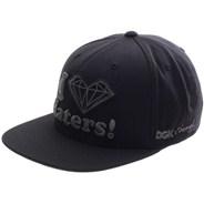 Diamond Haters Snapback Cap - Blackout