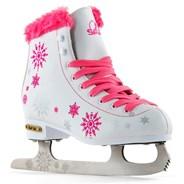 Snowflake Kids Ice Skates