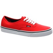 Authentic Fiery Red/Black Shoe SCQ7ZW