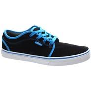 Chukka Low Kids Black/Sky Blue Shoe IJ61IV