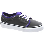 106 Vulc (2 Tone) Charcoal/Liberty Kids Shoe KV37F0