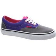 Era (2 Tone) Steel Grey/Purple Kids Shoe QFJ7FH