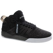 Skytop III Black Glitter/White Womens Shoe