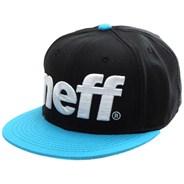 Sport Snapback Cap - Black