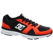 Unilite Trainer Black/Fluo Orange Shoe