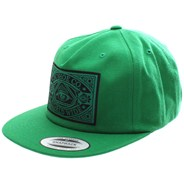 Swifty 5 Panel Cap - Emerald