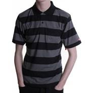 Ellis Black S/S Polo Shirt