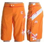 El Bosillo Girls Boardshorts - Orange