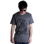 Elephant Heather Dark Grey S/S T-Shirt
