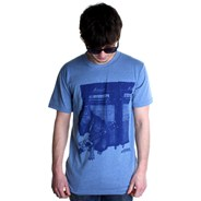 Capy Blue Heather S/S T-Shirt