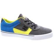 Cole Pro Kids Grey/Blue Shoe