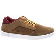 The Delta Golden Brown Shoe