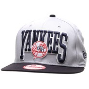 2TB MLB 9FIFTY Snapback - New York Yankees