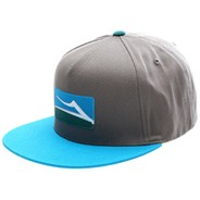 Giant Snapback Cap - Grey
