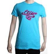 Coney Island S/S Tee - Turquoise