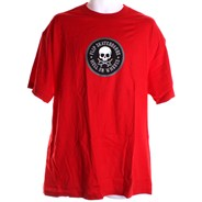 Hell on Wheels S/S T-Shirt - Red