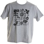 Combo Platter Youth S/S T-Shirt - Grey