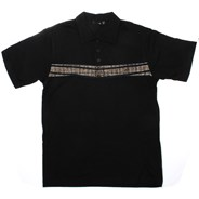 Marko S/S Polo Shirt - Black