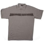 Marko S/S Polo Shirt - Grey