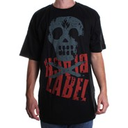 LTD Skull S/S T-Shirt - Black
