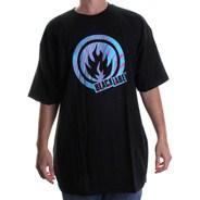 Wild Flame S/S T-Shirt - Black