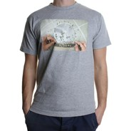 Rolling S/S T-Shirt - Heather Grey