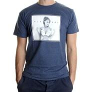Pulled S/S T-Shirt - Denim Heather