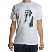 Candid S/S T-Shirt - White