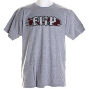 Gravestone S/S T-Shirt - Heather Grey