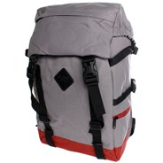 Bonneville 26L Backpack - Grey/Burgundy
