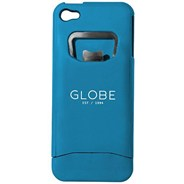 iGlobe 5 Bottle Opener Case - Blue