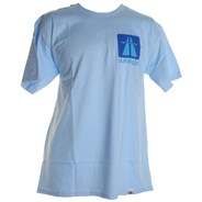 Big Sign S/S T-Shirt - Light Blue