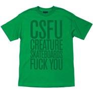 FU Tonal S/S T-Shirt - Kelly Green