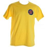 Rob 3 S/S T-Shirt - Yellow