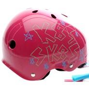 Wipeout Helmet - Pink