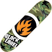 Team Camo Skateboard Deck