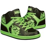 MGP Shreds Lime/Black Shoe