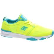 Flex Lite Trainer Yellow Womens Shoe