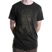 Wizecrack Black Heather S/S T-Shirt