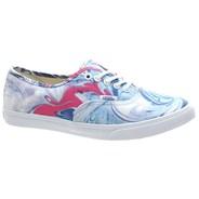 Authentic Lo Pro (Marble) Blue/True White Shoe T9NB7I