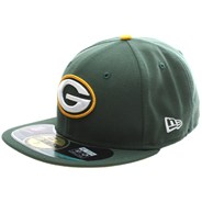 NFL On Field 59FIFTY Fitted Cap - Green Bay Packers
