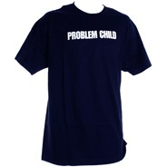 Problem Child S/S T-Shirt - Navy