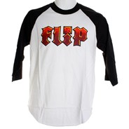2 Toned Logo L/S T-Shirt - White