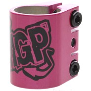 MGP Triple Collar Scooter Clamp - Pink