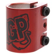 MGP Triple Collar Scooter Clamp - Red