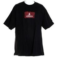 Brushed S/S T-Shirt - Black