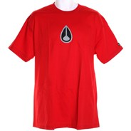 Iconic S/S T-Shirt - Red