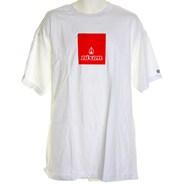 Box Logo S/S T-Shirt - White