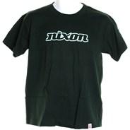 Nixon S/S T-Shirt - Hunter Green