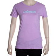 Aura Capped Girls S/S Tee - Pink